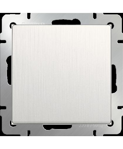 Заглушка Werkel WL13-70-11 перламутровый рифленый