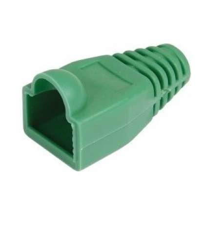 CS4-12 ITK Колпачок изолирующий для разъема RJ45, PVC, зеленый