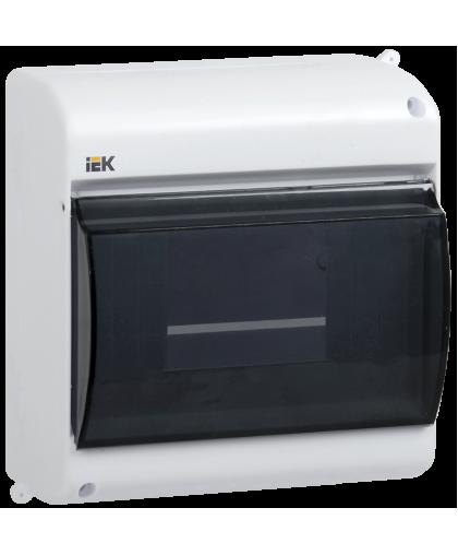 Бокс пластиковый IEK КМПн 2/4 наружной установки