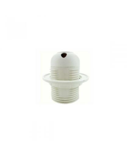 Патрон Айтин-Про Е27 АР70 электрический термопластиковый с кольцом