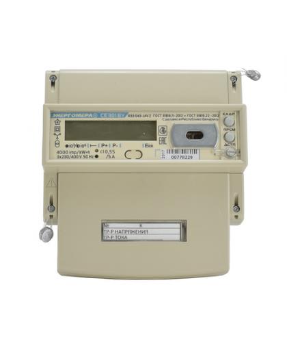 Счетчик электрической энергии СЕ 301 BY R33 043