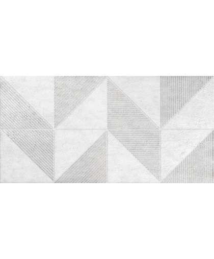Вставка Березакерамика (Belani) Скарлетт 2 300*600 мм светло-серый