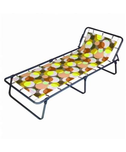 Кровать металлическая раскладная для детей Юниор с89/87
