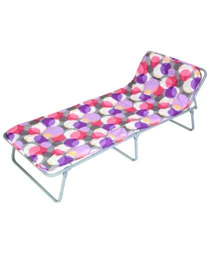 Кровать металлическая раскладная для детей Юниор с89м