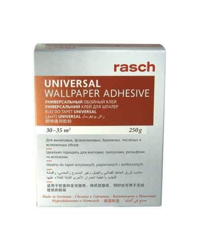 Клей обойный Rasch Universal wallpaper adhesive универсал 250 г