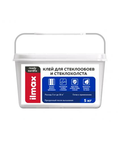 Клей для стеклообоев ilmax ready nordfix 5 кг
