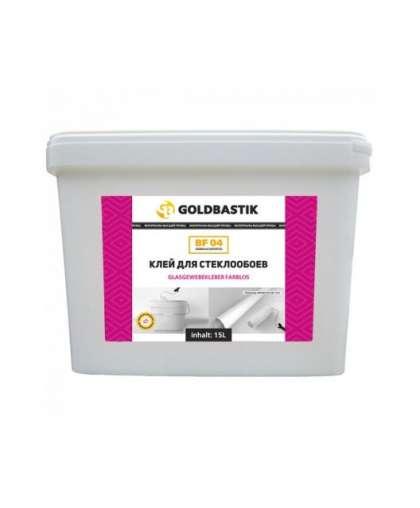 Клей для стеклообоев Goldbastik BF 04 15 л