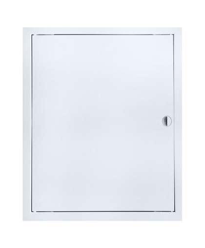 Люк-дверца ревизионная с фланцем 396х496 с ручкой Л4050Р, Эра