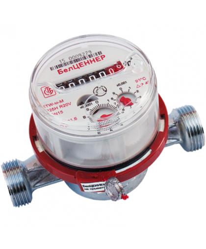 Счетчик горячей воды ЕТW-м Ду15 Qn1.6, БелЦЕННЕР