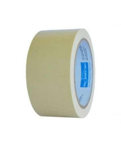 Лента малярная бумажная Premium 25мм*50м, Blue Dolphin