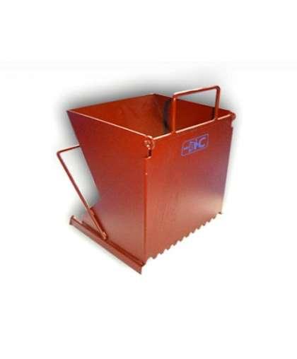 Каретка для раствора 400мм (для кладки газосиликатных блоков), Завод строительных инструментов