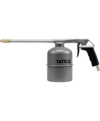 Пневмопистолет для промывки с бачком YT-2374, Yato