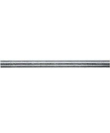 Шпилька резьбовая М8х1000 мм цинк, кл.пр. 4.8, DIN 975 SM-75264, STARFIX