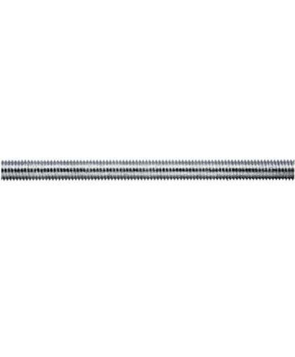 Шпилька резьбовая М4х1000 мм цинк, кл.пр. 4.8, DIN 975 арт.SMP-71264-1, STARFIX