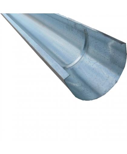 Желоб водосточный оцинкованный ЖВ 120-2000/0,5-О, Кронекс