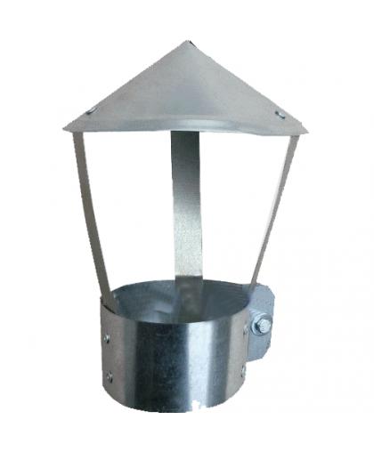 Зонт оцинкованный D-200 мм, Кронекс