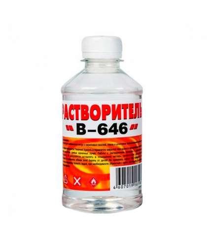 Растворитель В-646, 0,25 л (