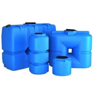 Баки, канистры, емкости для воды