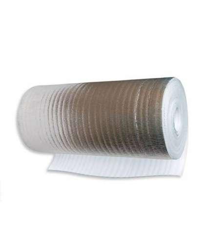 Подложка фольгированная Изобонд НПЭ Лавсан 10 мм 1,2 м(1рул.-18 м.кв.)