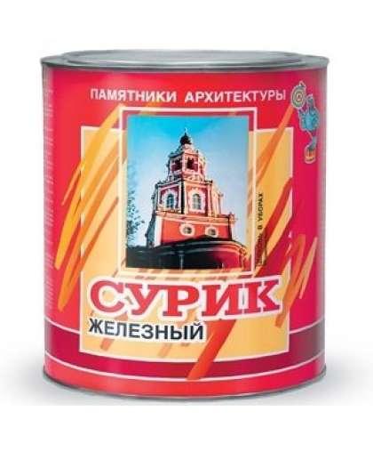 Краска МА-15 масляная cурик железный 1 кг, Памятники архитектуры