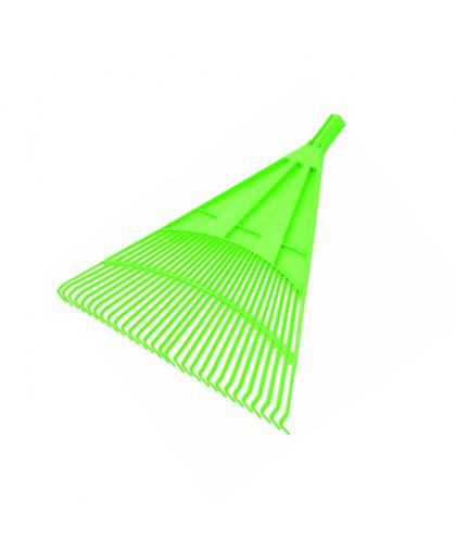 Грабли веерные пластмассовые без чер.(61х54)24 зуб. 61704