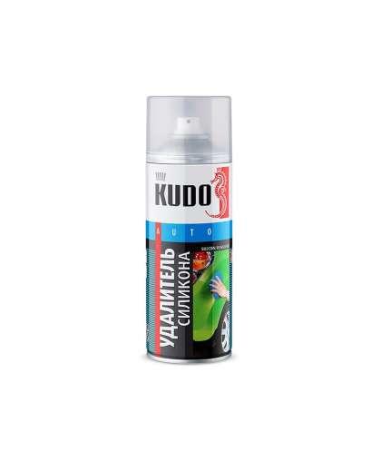 Удалитель силикона KUDO 520 мл KU-9100