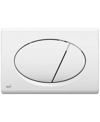 M70 Кнопка для инсталляции белая (Чехия); арт.M70