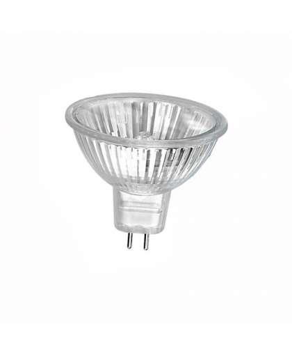 Лампа галогенная  GU5.3 JCDR 230В  50W  с отражателем и защитным стеклом, Акцент