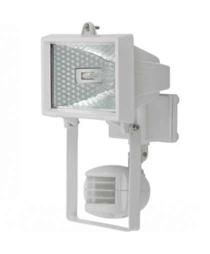 Прожектор галогенный RFG 005 150W White с датчиком движения, Электротехпром